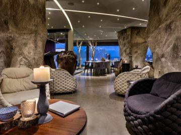 Microcimento Microcrete reveste hotéis e restaurantes!