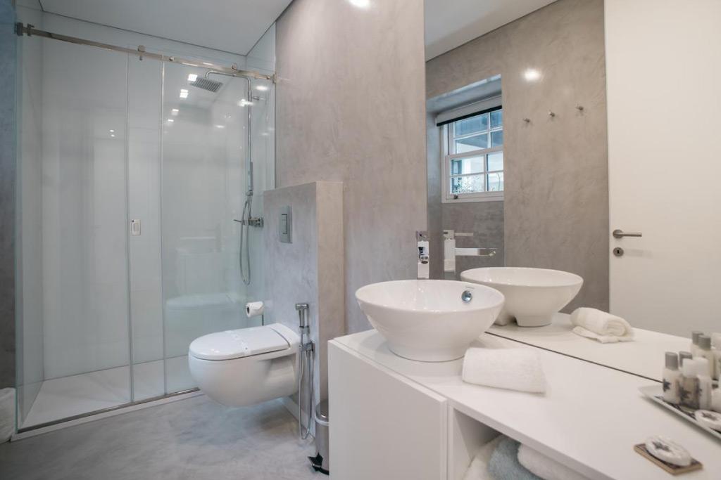 Revestimento de casa de banho