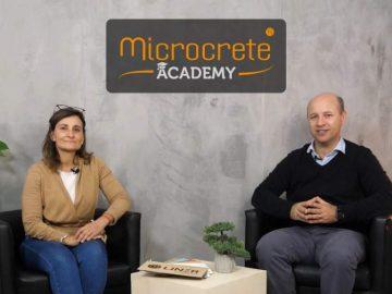 Microcrete Academy com vasta oferta formativa em microcimento